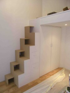 Mezzanine Bedroom Ideas Space Saving